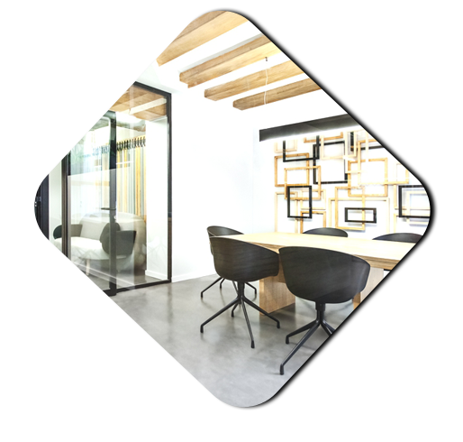 Inddecor for Commercial interior design services